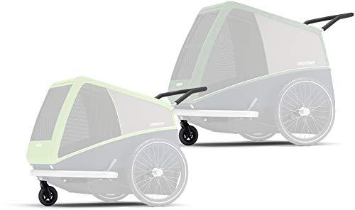 Croozer Unisex– Erwachsene Buggyset-3092023201 Buggyset, schwarz, Einheitsgröße