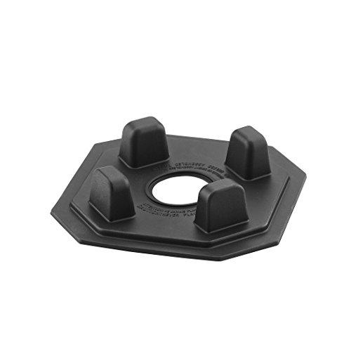 Waring Jar Pad for The Torq Series Blenders Batidora de encimera, Caucho, negro