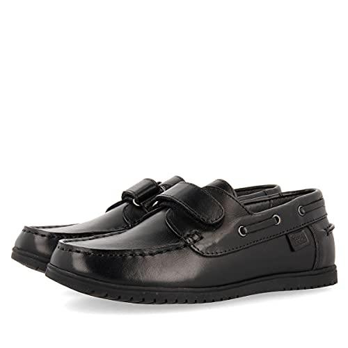 Zapatos Colegiales Negros para niño LOKSA