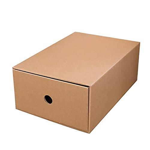 FLAMEER Buz/ón Exterior Caja para Peri/ódicos Revistas Amarillo 23 x 6 x 30 cm, Hierro