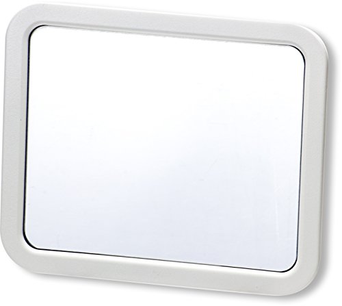 Officemate MagnetPlus Magnetic Mirror, White (92542)