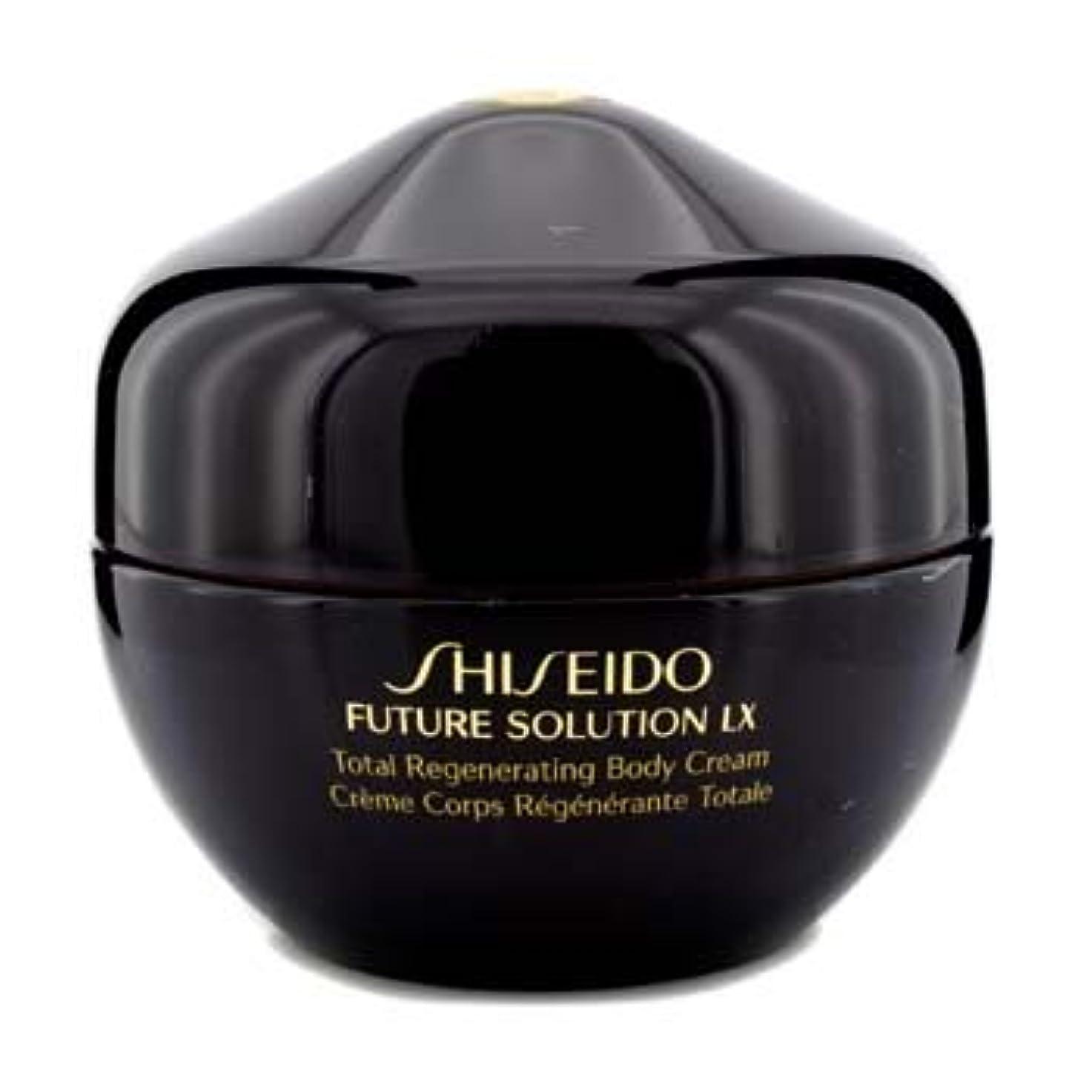 雑種魅惑的なはちみつ[Shiseido] Future Solution LX Total Regenerating Body Cream 200ml/6.7oz