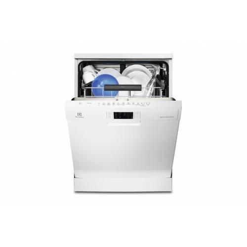 Electrolux - Lavastoviglie a Libera Installazione con Frontalino a Vista ESF7530ROW Finitura Bianco da 60cm
