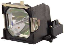 Replacement for Eiki Lc-x71 Lamp & Housing Projector Tv Lamp Bulb by Technical Precision