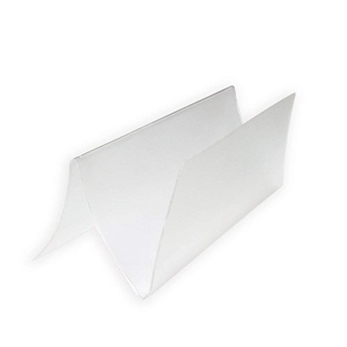 Checkbook Vinyl Protector Divider Inserts for Duplicate Checks Set of 4 by Aurya