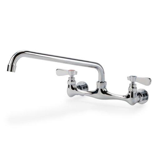 L&J Import - Touch On Kitchen Sink Faucets - Tools & Home Improvement:Kitchen & Bath Fixtures:Kitchen Fixtures:Kitchen Faucets:Kitchen Sink Faucets - Commercial Kitchen Restaurant Faucet 8
