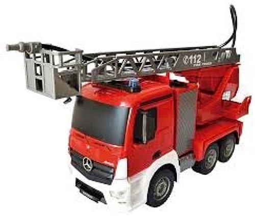 de moda Camion Camion Camion bomberos mercedes r c escala 1.20  Entrega directa y rápida de fábrica