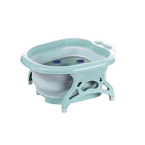 JHDPH3 Folding Washbasin Collapsible Washing Up Bowl Retractable Portable Thickened Travel Washbasin Wash Foam Foot Travel Outdoor Car Laundry Washing Basin
