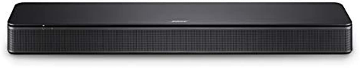 Bose TV Speaker- Small Soundbar with Bluetooth and HDMI-ARC Connectivity, Black, Includes Remote Control