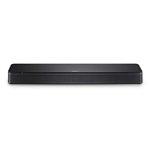 Bose Diffusore TV, Piccola Soundbar con Connettività Bluetooth