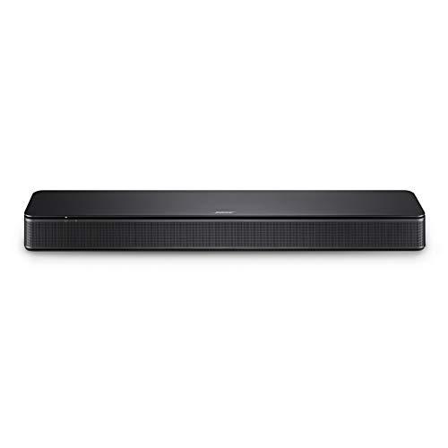Bose Diffusore TV, Piccola Soundbar con Connettività Bluetooth