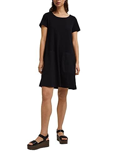 ESPRIT Jerseykleid aus Organic Cotton