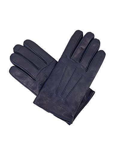 Emporio Armani herren - Handschuhe night blue M