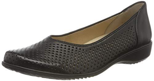 ARA unisex adult Avril pumps shoes, Black Black 73, 7.5 US