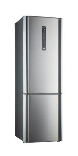 Panasonic NR-B32FX2-XE Kühl-/Gefrierkombination / A++ / 249 kWh/Jahr / 225 Liter Kühlteil / 90 Liter Gefrierteil / Full No Frost Technik / Edelstahl mit Antifingerprint Beschichtung