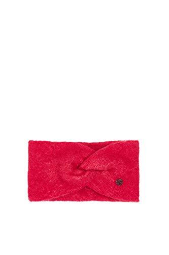 ESPRIT Accessoires Damen 100EA1P304 Beanie-Mütze, 660/PINK Fuchsia, 1SIZE