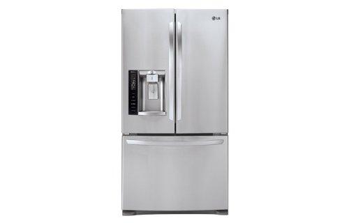 LG LFX28968ST27.6 Cu. Ft. Stainless Steel French Door Refrigerator -...