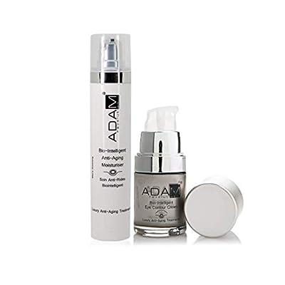 KIT: Bio - Intelligent Anti-Aging Moisturiser/Bio-Intelligent Eye Contour Cream by Skincare Industries