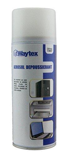 puissant Waytex73657 Rallonge pour dépoussiéreur à gaz 400 ml Bleu