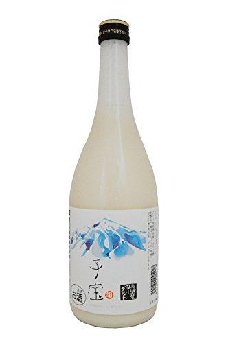 楯の川酒造『子宝鳥海山麓ヨーグルト』