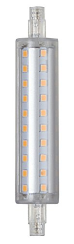 Illumination LED, R7s, A+, u.a. für Deckenfluter ca. 2700 K, 80 Ra, 806 Lm, ca. 2,3 x 11,8 cm, 230 V / 8 W 1 Stück
