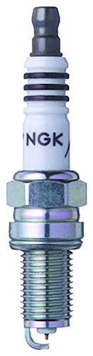 Juego de 8 tapones de chispas NGK Iridium IX Stock 8196 níquel Core TipTaper Cut de 0,032 pulgadas DCPR6EIX