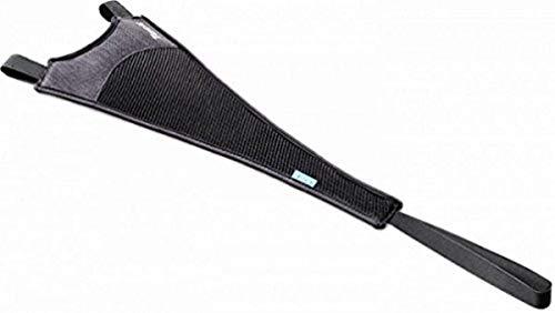 Tacx Sattel Trainerzubehör Schweißfänger, Standard, Color: Black, Einheitsgröße