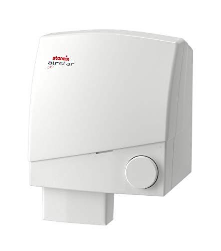 Starmix Wand-Haartrockner TH 70 Z - kompakter, wirtschaftlicher und zuverlässiger Haartrockner zur Wandmontage (1800 Watt)