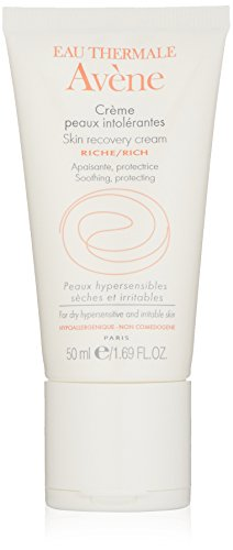 Eau Thermale Avène Skin Recovery Cream RICH, Fragrance Free, 1.69 Fl Oz