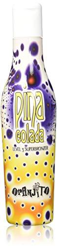 Oranjito Pinacolada Level 3 Superbronzer Solariumkosmetik, 1er Pack (1 x 200 ml)