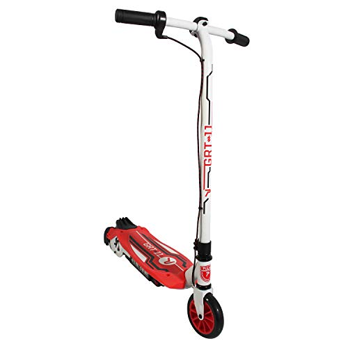 Pulse Performance Products Grt-11 Electric Scooter, Red