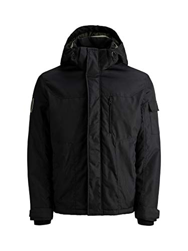 Jack & Jones JCOKOOL Jacket Chaqueta, negro (black black), S para...