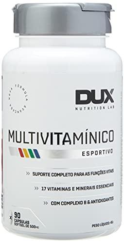 Multivitamínico (90 caps), Dux Nutrition
