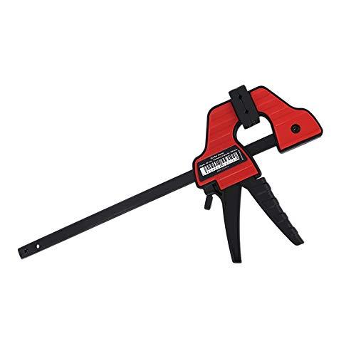ZANYUYU Juego de 15 guías de perforación oblicuas para carpintería de 15 ° de ángulo de taladro, perforadora de agujeros y herramientas de carpintería (color: 1 abrazadera de carpintería)