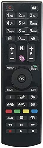 ALLIMITY RC4870 Télécommande remplacée pour Digihome RC-4870 24180HDDVDLED 28273HDLEDDVD 28273HDLEDDVD 32125DLEDDVD 32273HDLED 32273LED 32278HDDLED 42278FHDDLED 43287FHDDLED 49287FHDDLED