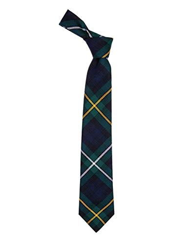 Lochcarron Tartan Tie 100% Wool 56″ Long