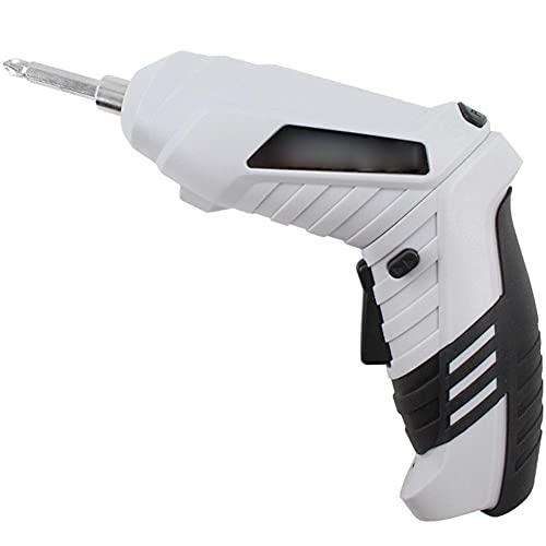 Ruluti USB 1 Juego Destornillador Plegable Destornillador Eléctrico Recargable del Destornillador De Twistable Maneta Puntas De Destornillador