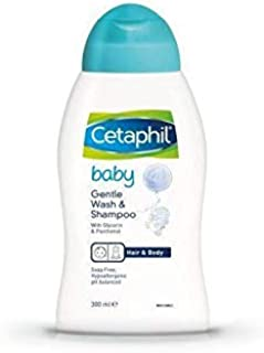 Cetaphil Baby Gentle Wash & Shampoo 300 ml
