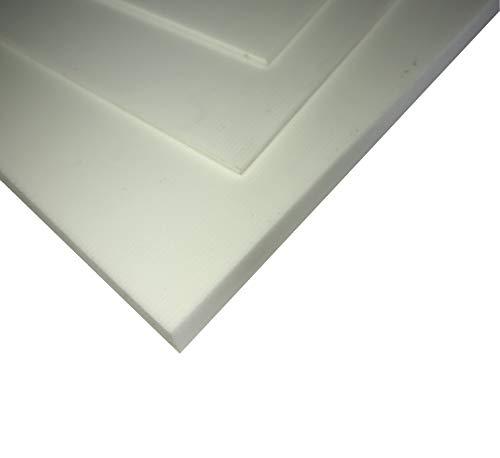 1,5 mm GFK Platte FR4 Tafelformat ca. 1050 x 520 mm Glashartgewebe weiß