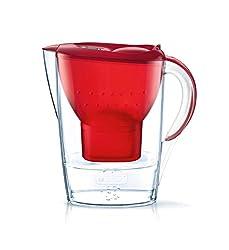 Une eau au goût encore plus agréable grâce à la nouvelle technologie MAXTRA+ haute performance qui filtre tartre, chlore, plomb Idéale pour vous hydrater, révéler les arômes des boissons chaudes et également cuisiner ! 1 cartouche incl. = 100L = 1 mo...