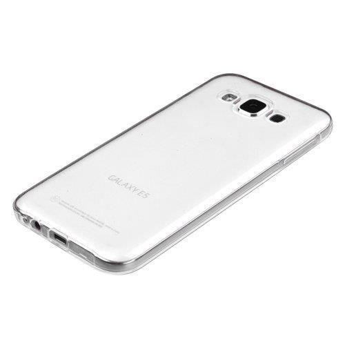 simplecase BU-0003-064 Schutzhülle für Samsung Galaxy E5 klar