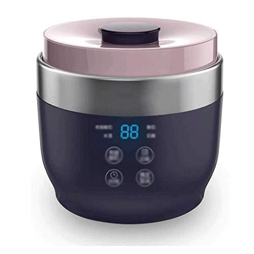 SCJ Moderne einfache Haushaltsautomatische Joghurtmaschine, Keramikbecher-Reisweinmaschine mit großer Kapazität