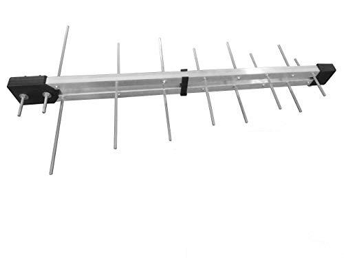 ANTENA UHF LOG 8 ELEMENTOS (16 ELEMENTOS) -(UHF-DIGITAL)