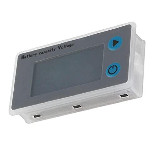 Probador de la batería Capacidad de voltaje Comprobador medidor digital JS-C33 12V de litio-hierro de plomo-ácido baterías de NiMH