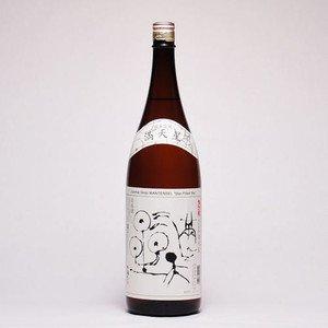 諏訪泉純米吟醸満天星1800ml日本酒鳥取地酒