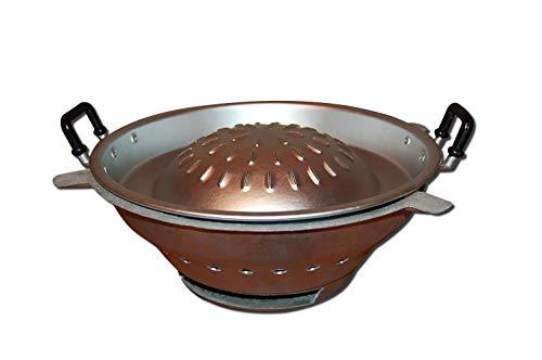 Thai Grill 40cm - thailändischer Tischgrill - THAI BBQ - Muh Ka Ta