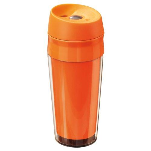 MATO Gobelet de Voyage Orange 0,4 l