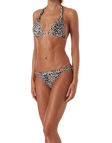 Melissa Odabash Grenada Bikini Top in Cheetah (Small)