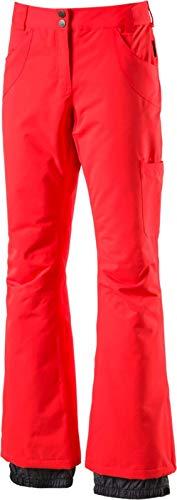 Firefly Damen Ski - Snowboard Hose AVA red Light, Größe:34