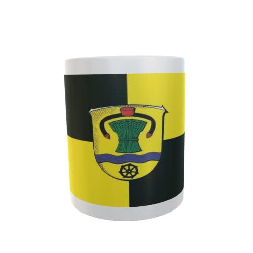 U24 Tasse Kaffeebecher Mug Cup Flagge Schrecksbach